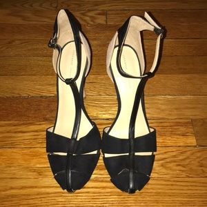 Zara's slightly worn heels size 40